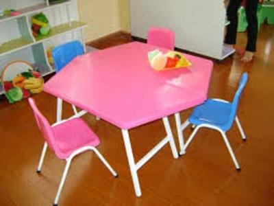 bàn ghế mẫu giáo 03