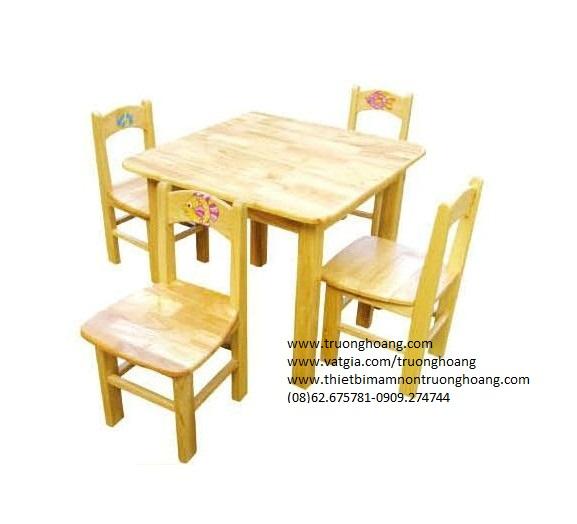 Bàn ghế trẻ em - Giá cả, nơi bán Bàn ghế trẻ em giá rẻ nhất