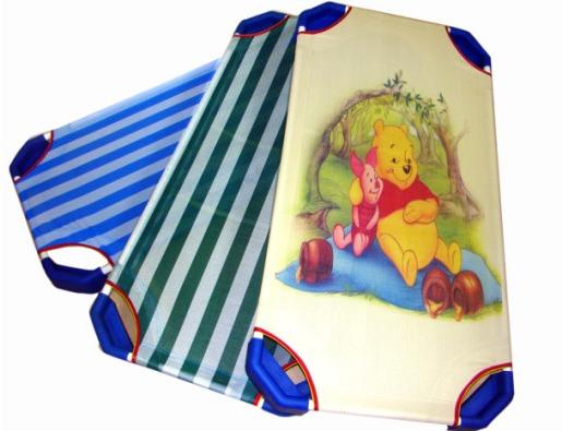 Giường em bé - Thiết bị mầm non mẫu giáo