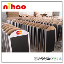Bảng hội thảo silicol FB66 - kích thước 70x100cm chân sắt sơn tĩnh điện