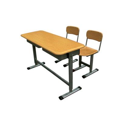 Bàn ghế học sinh rời có lưng tựa