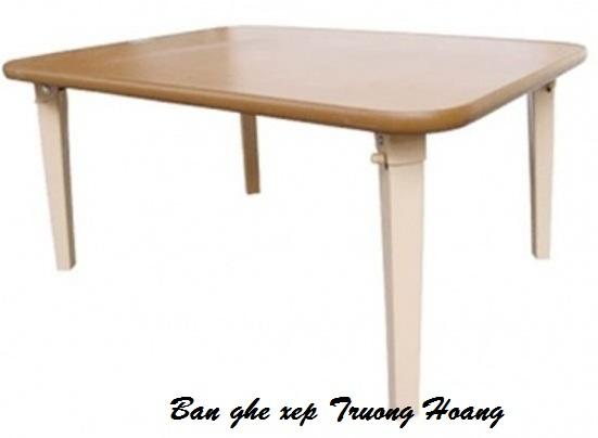 bàn ghế xếp học sinh