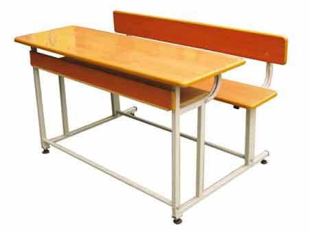 bàn học sinh gỗ