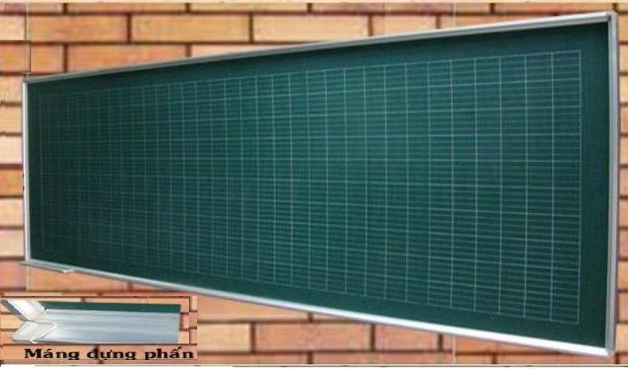 bảng trường học từ xanh chống lóa