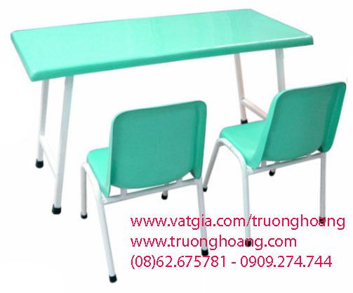 bàn ghế nhựa mẫu giáo đẹp