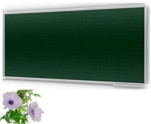bảng trường học từ xanh viết phấn 2